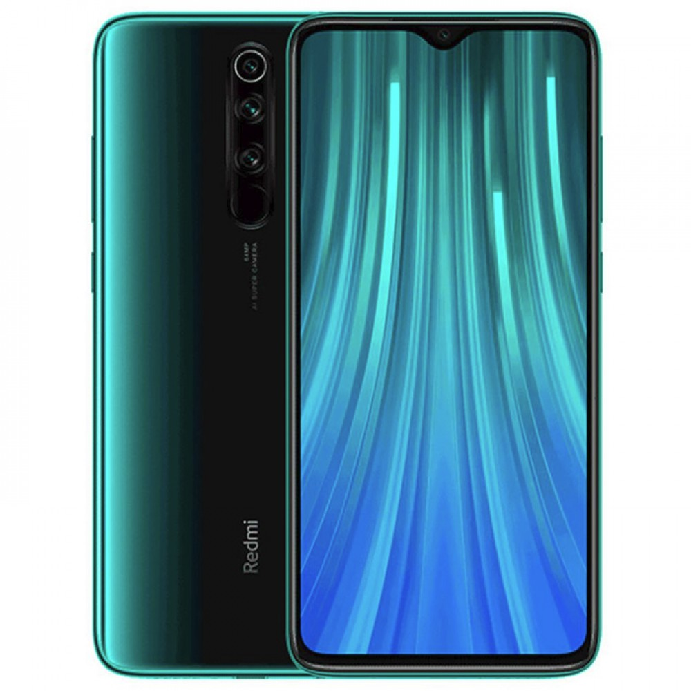 Xiaomi Redmi Note 8 Pro 6/64GB Global Version Forest Green