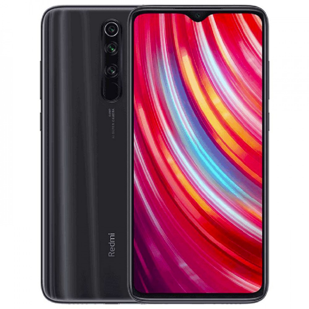 Xiaomi Redmi Note 8 Pro 6/64GB Global Version Mineral Grey
