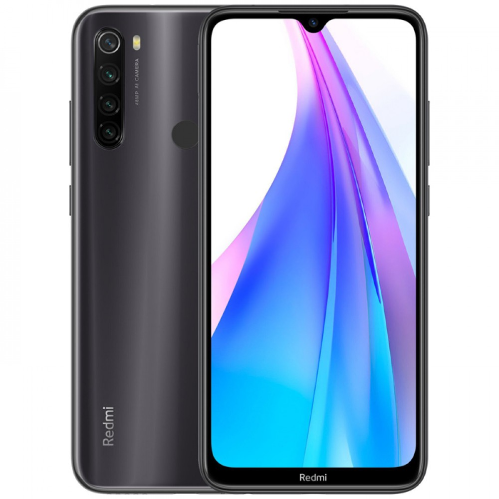 Xiaomi Redmi Note 8T 4/64GB Global Version Moonshadow Grey