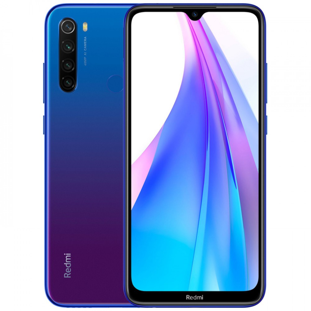 Xiaomi Redmi Note 8T 4/128GB Global Version Starscape Blue