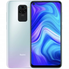 Xiaomi Redmi Note 9 3/64GB (NFC) EU Polar White