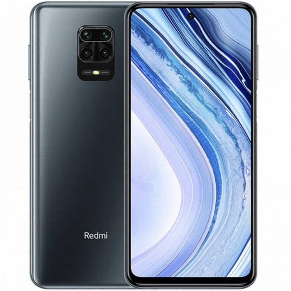Xiaomi Redmi Note 9 Pro 6/128GB Global Version Interstellar Gray