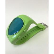 """Умные GPS-часы-телефон для детей FindMyBaby """"Малыш"""" Зеленые (часофон)"""